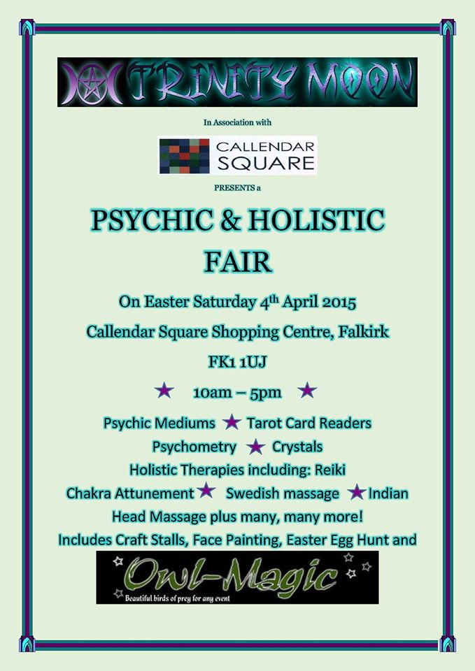Psychic & Holistic Fair