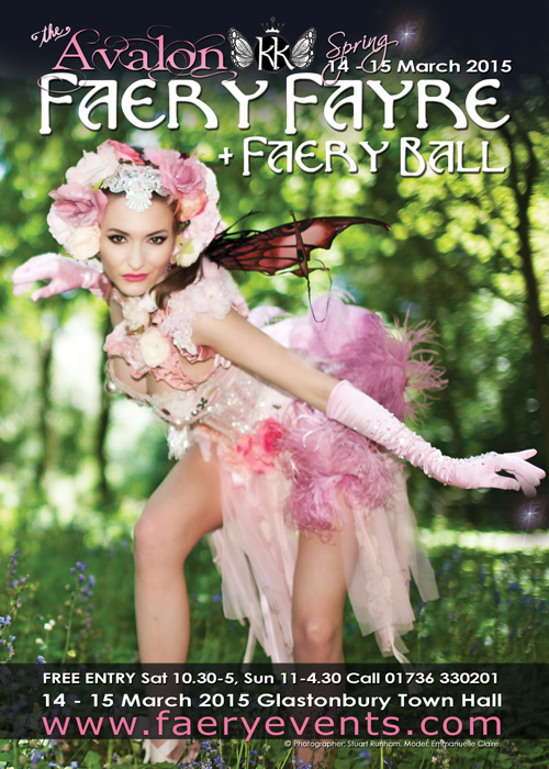 Spring Avalon Faery Fayre & Ball – Glastonbury 2015