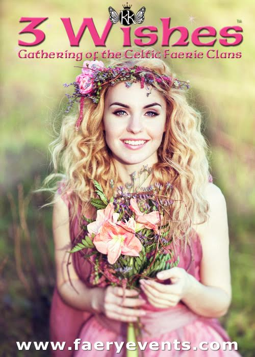 3 Wishes Faery Festival 2016 – Gathering of the Celtic Faerie Clans in Cornwall