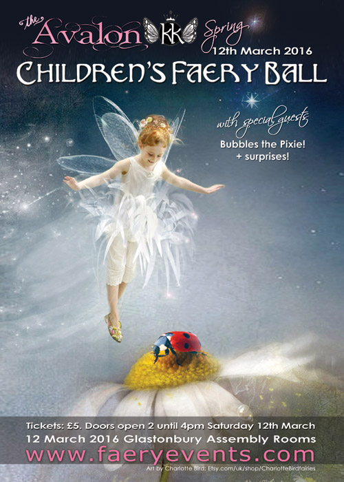 Children's Fairy Ball in Glastonbury